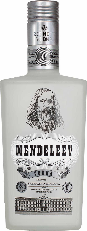 vodka Mendeleev